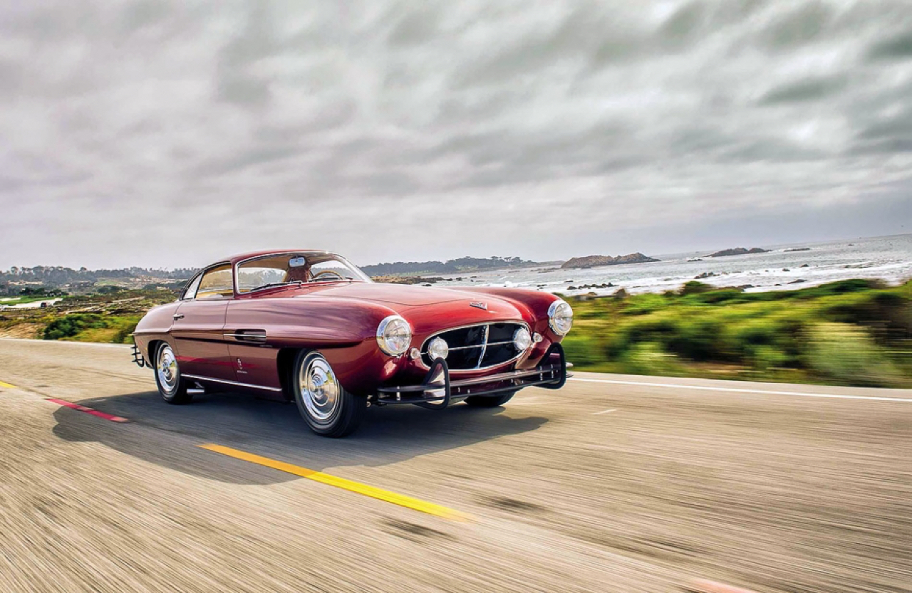 Ghia Supersonic... Jet family ! 54