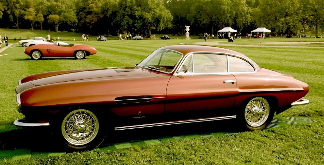 Ghia Supersonic... Jet family ! 64