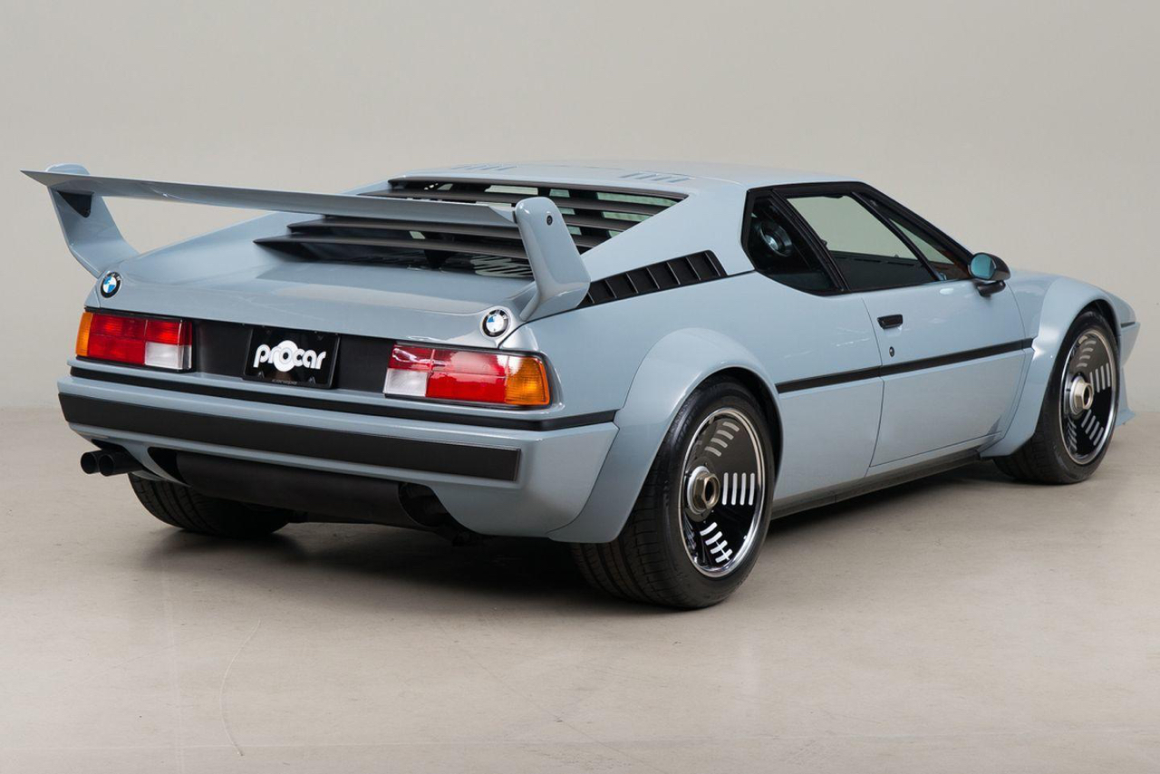 BMW M1 Procar Street Legal... La seule et unique ! 42