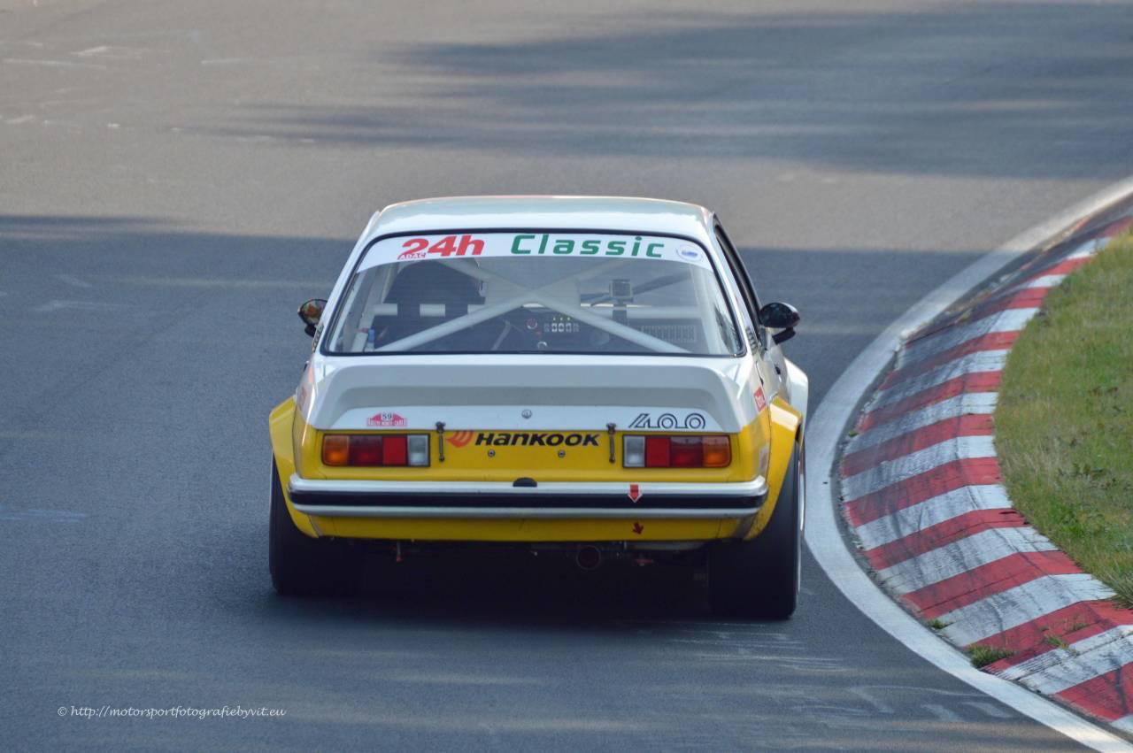 Youngtimer Trophy : Opel Ascona 400 en bagarre sur la Nordschleife 17