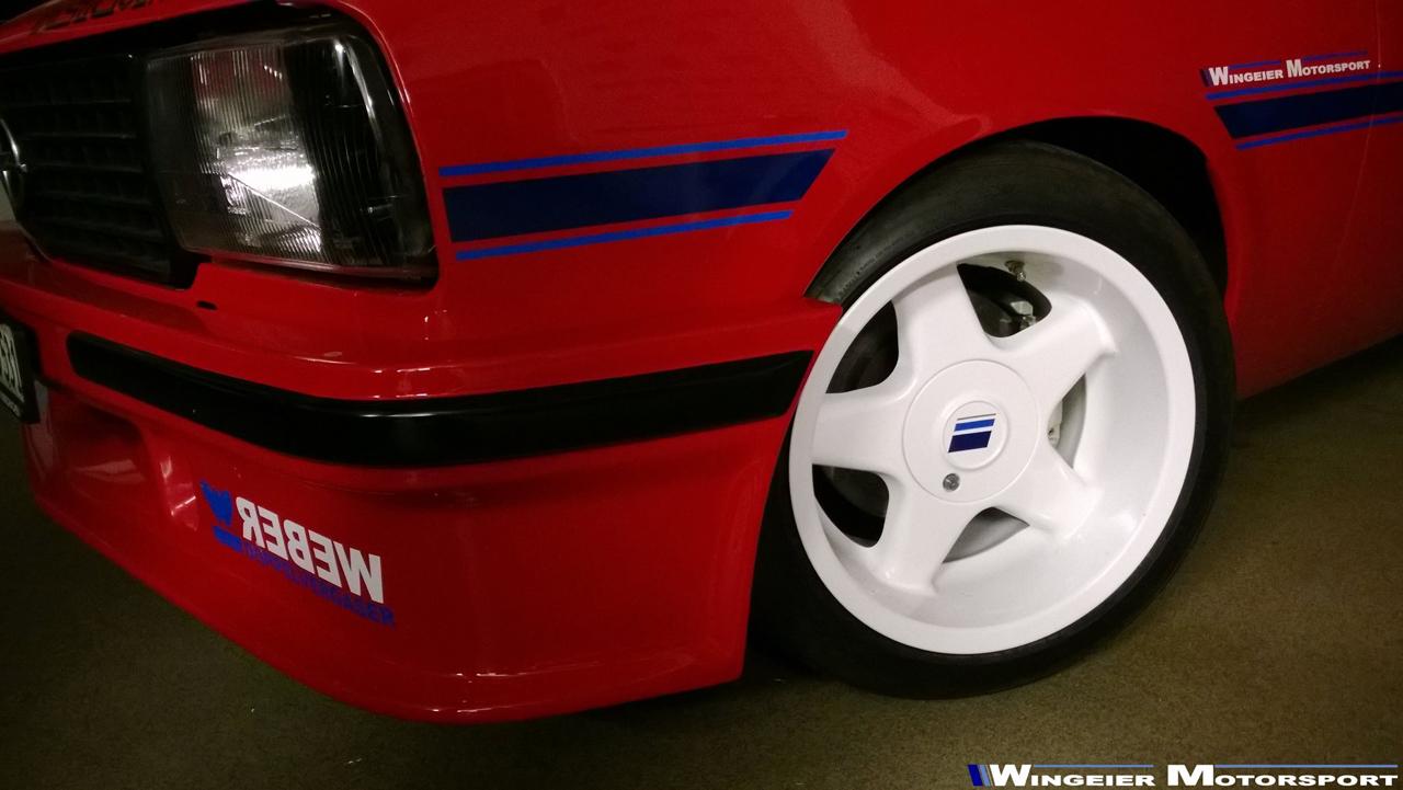 Opel Ascona B : Projekt W240... 65
