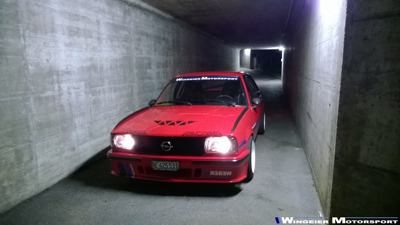 Opel Ascona B : Projekt W240... 66