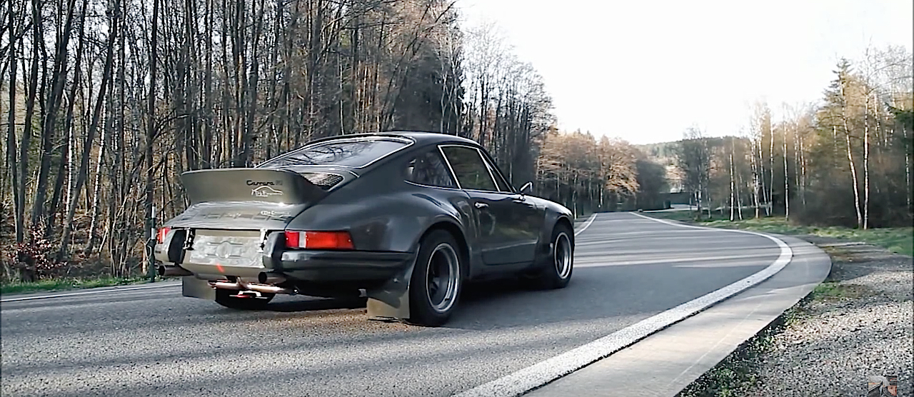 Engine sound : Porsche 911 Outlaw RSR... Air Flat ! 3