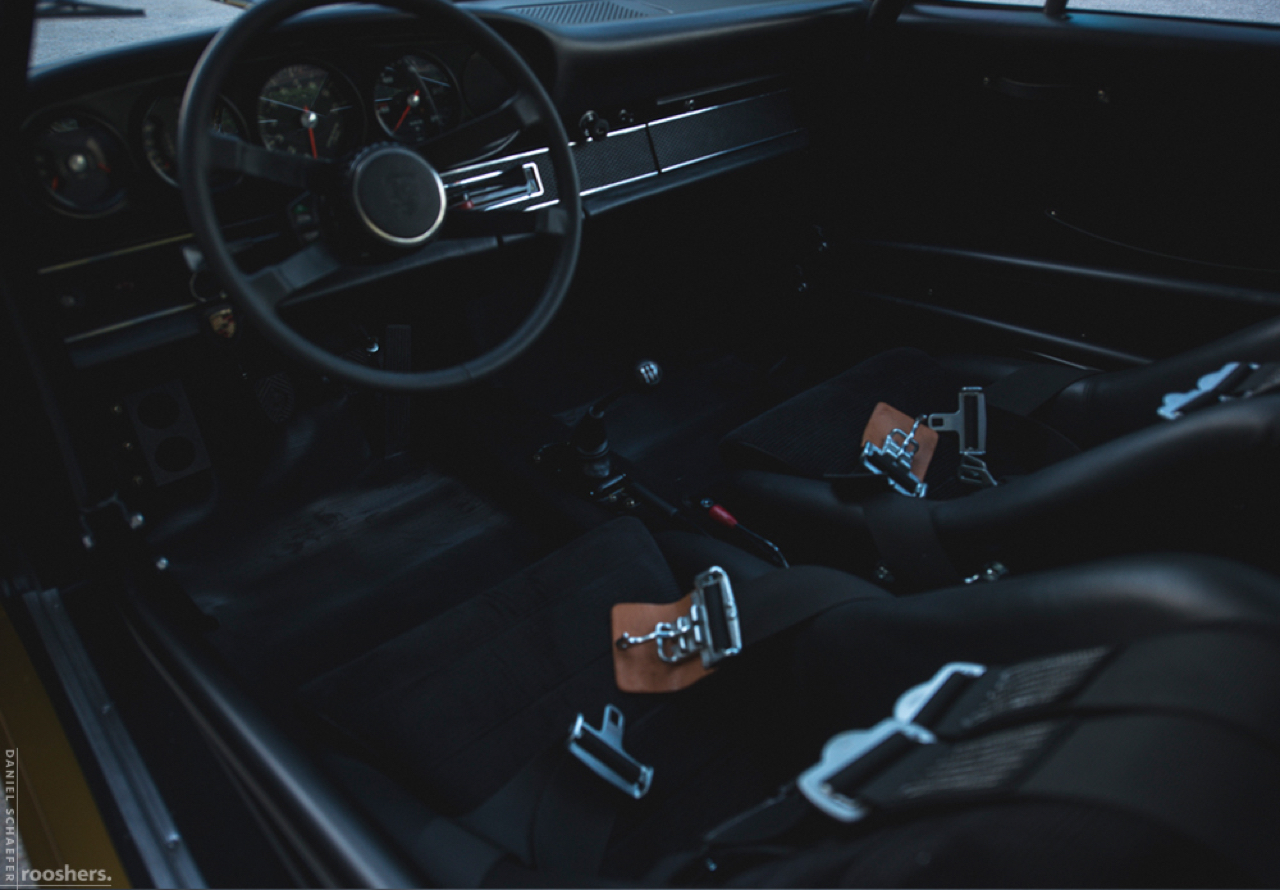 '70 Porsche 911 ST - Rooshers Outlaw ! 14