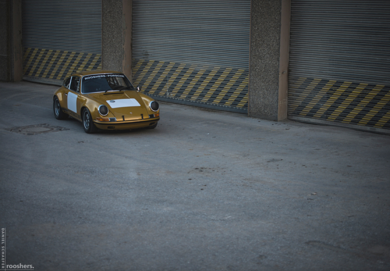 '70 Porsche 911 ST - Rooshers Outlaw ! 18