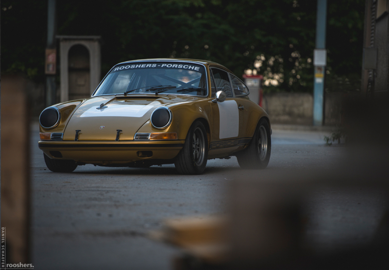 '70 Porsche 911 ST - Rooshers Outlaw ! 13