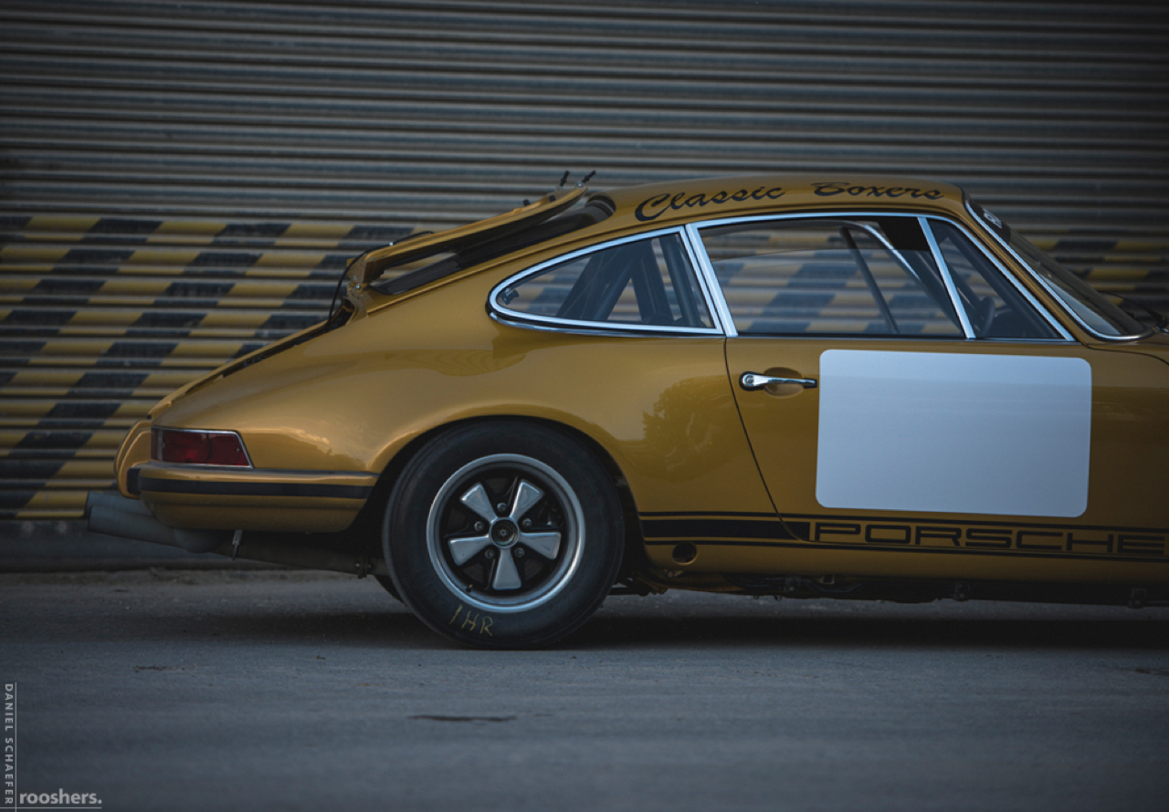 '70 Porsche 911 ST - Rooshers Outlaw ! 15
