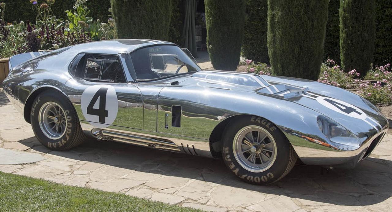 "Shelby Cobra Daytona : L""Arme Secrète"" de Carroll ! 7"
