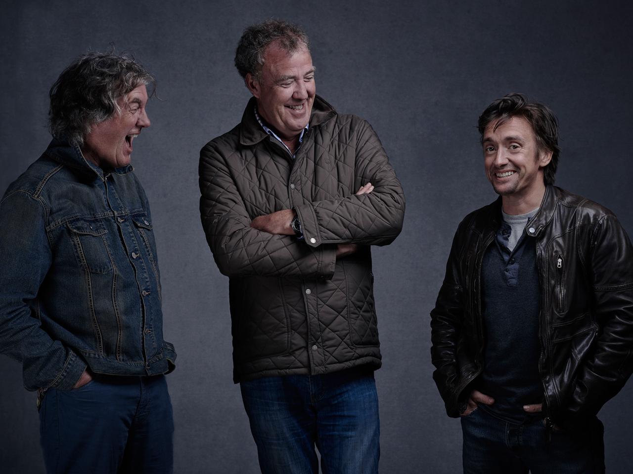 The Grand Tour : Qui pour remplacer Clarkson ? 12
