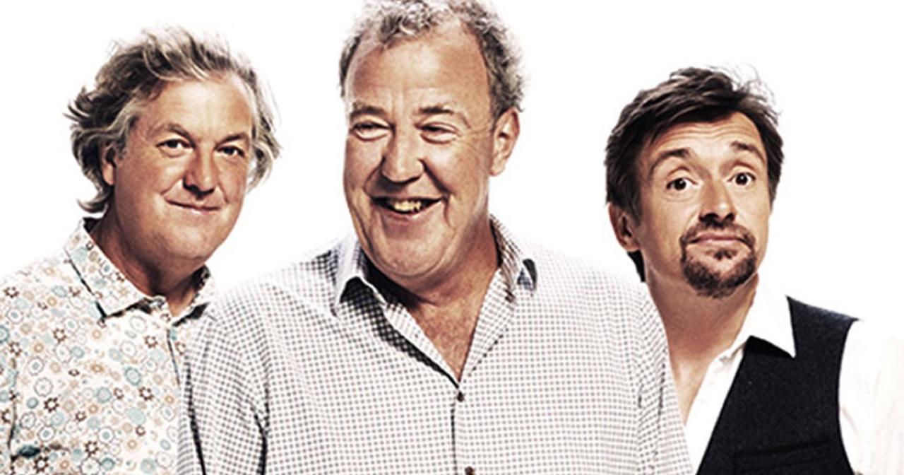 The Grand Tour : Qui pour remplacer Clarkson ? 11