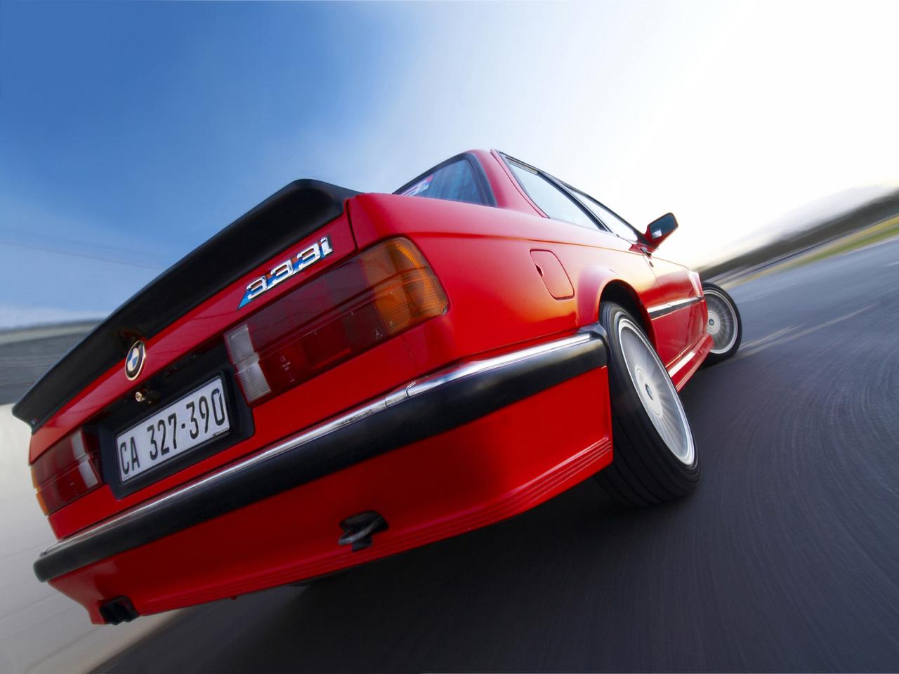 BMW 333i E30, 745i E23 & 530 E12 MLE... Bavaria South Africa ! 48