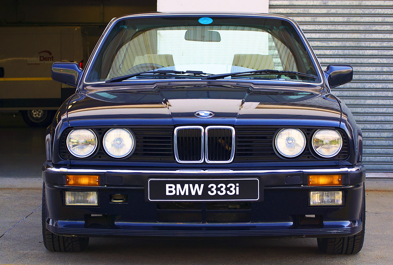 BMW 333i E30, 745i E23 & 530 E12 MLE... Bavaria South Africa ! 45