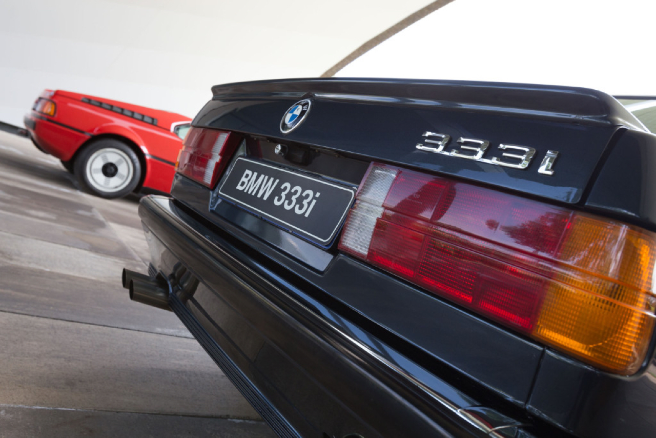 BMW 333i E30, 745i E23 & 530 E12 MLE... Bavaria South Africa ! 46
