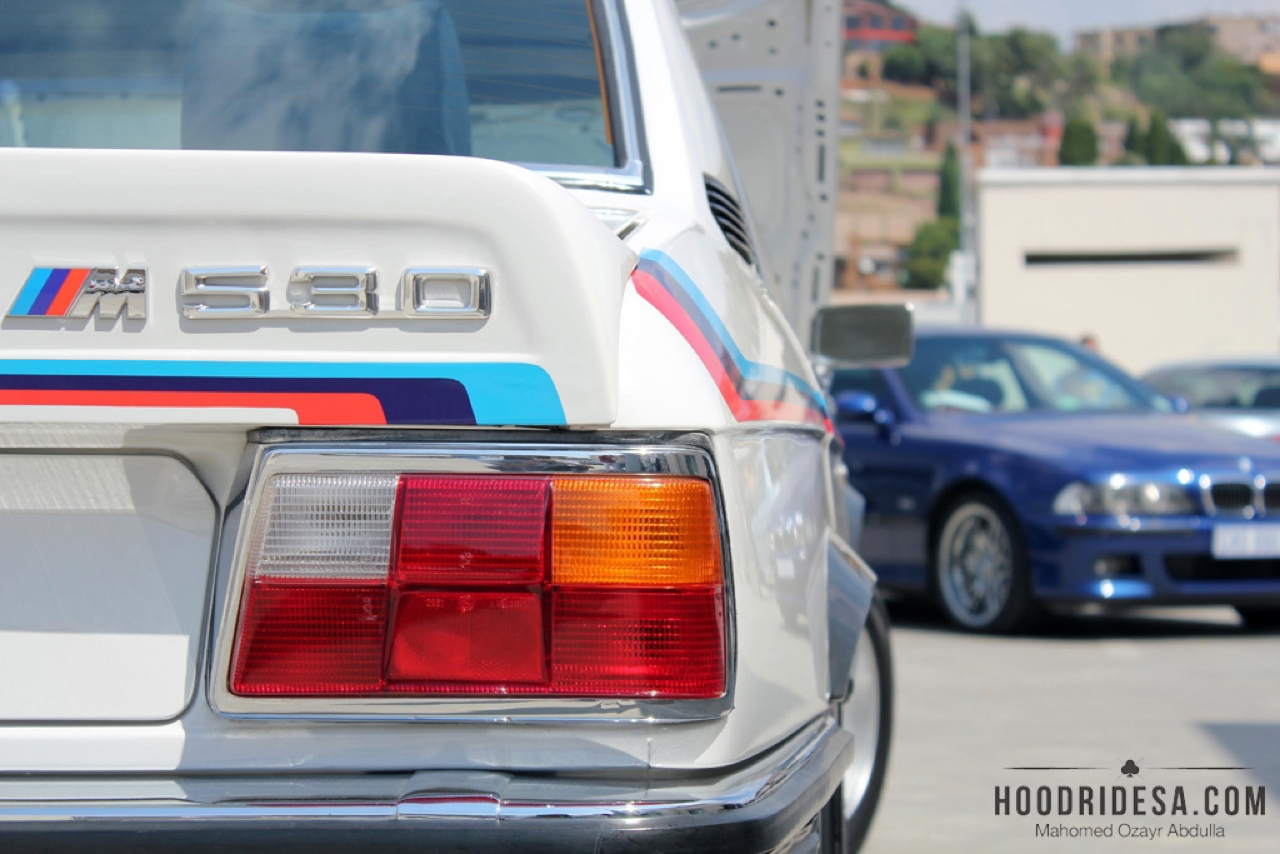BMW 333i E30, 745i E23 & 530 E12 MLE... Bavaria South Africa ! 34