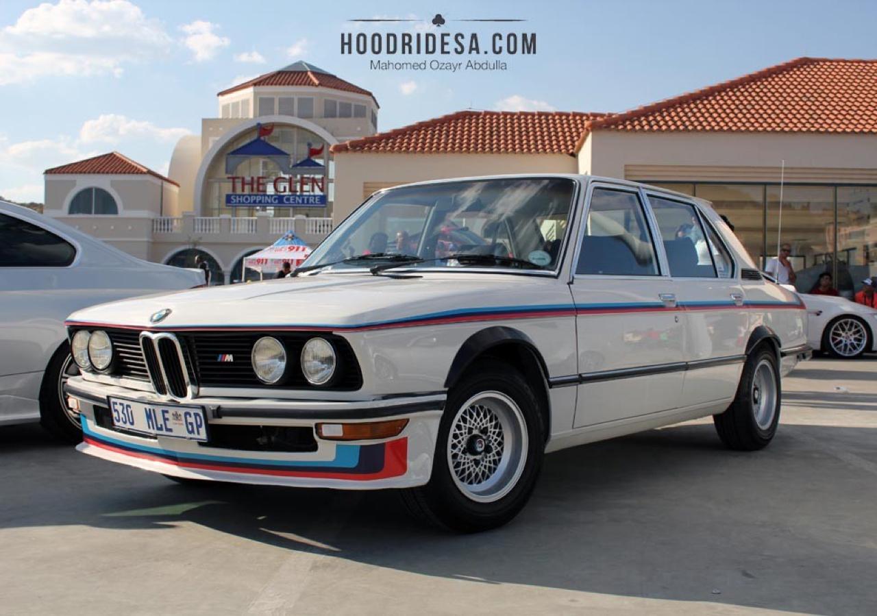 BMW 333i E30, 745i E23 & 530 E12 MLE... Bavaria South Africa ! 39