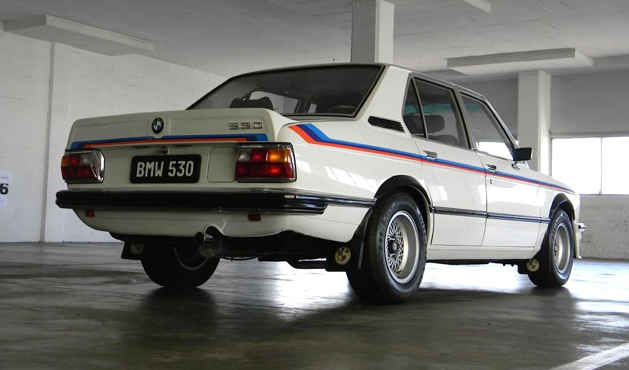 BMW 333i E30, 745i E23 & 530 E12 MLE... Bavaria South Africa ! 38