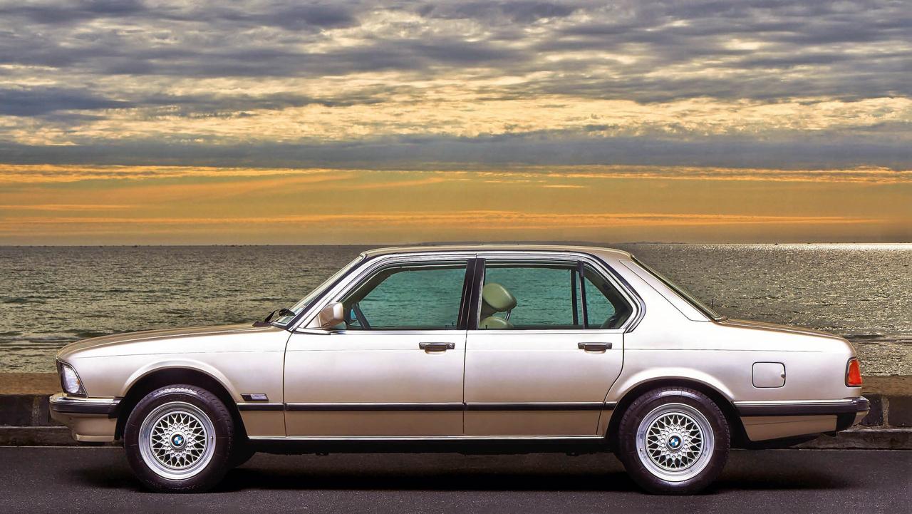 BMW 333i E30, 745i E23 & 530 E12 MLE... Bavaria South Africa ! 40