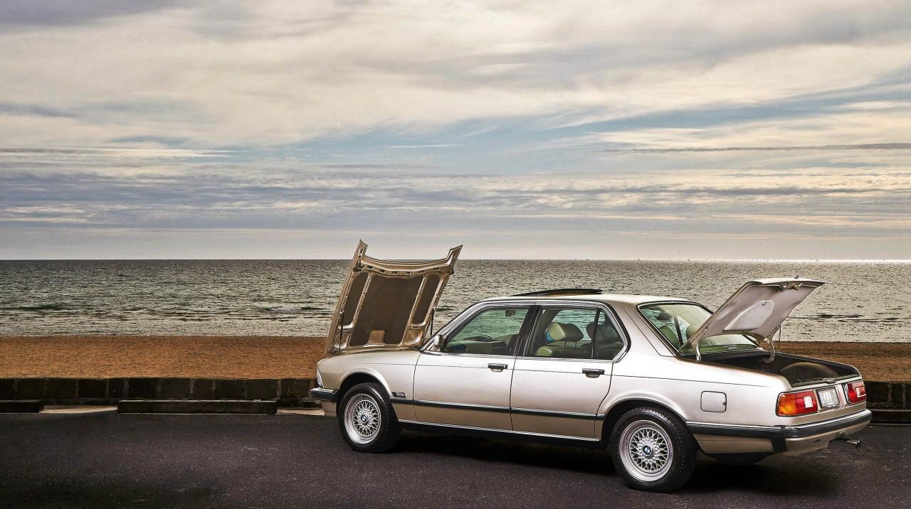 BMW 333i E30, 745i E23 & 530 E12 MLE... Bavaria South Africa ! 44