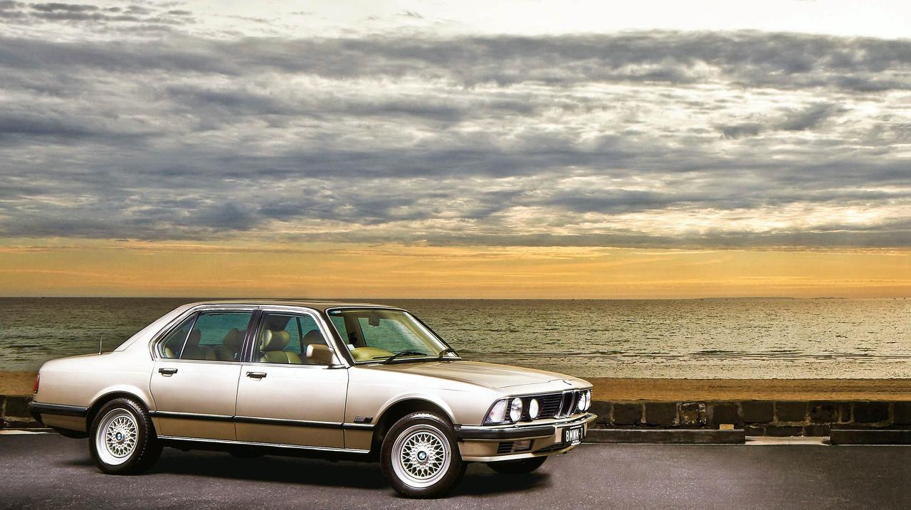 BMW 333i E30, 745i E23 & 530 E12 MLE... Bavaria South Africa ! 41