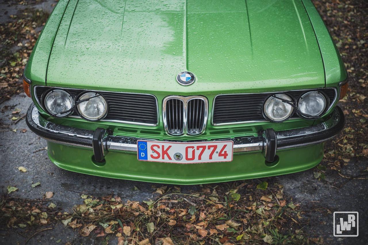 Slammed BMW E3 Bavaria - Allez, on se met un peu au vert ! 33