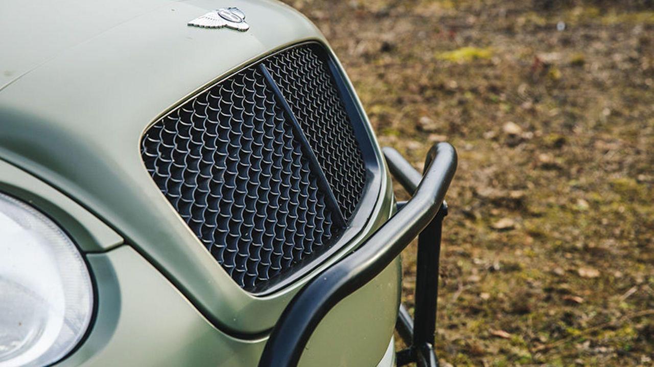 Du Zombie Crush en Bentley Continental GT... 13