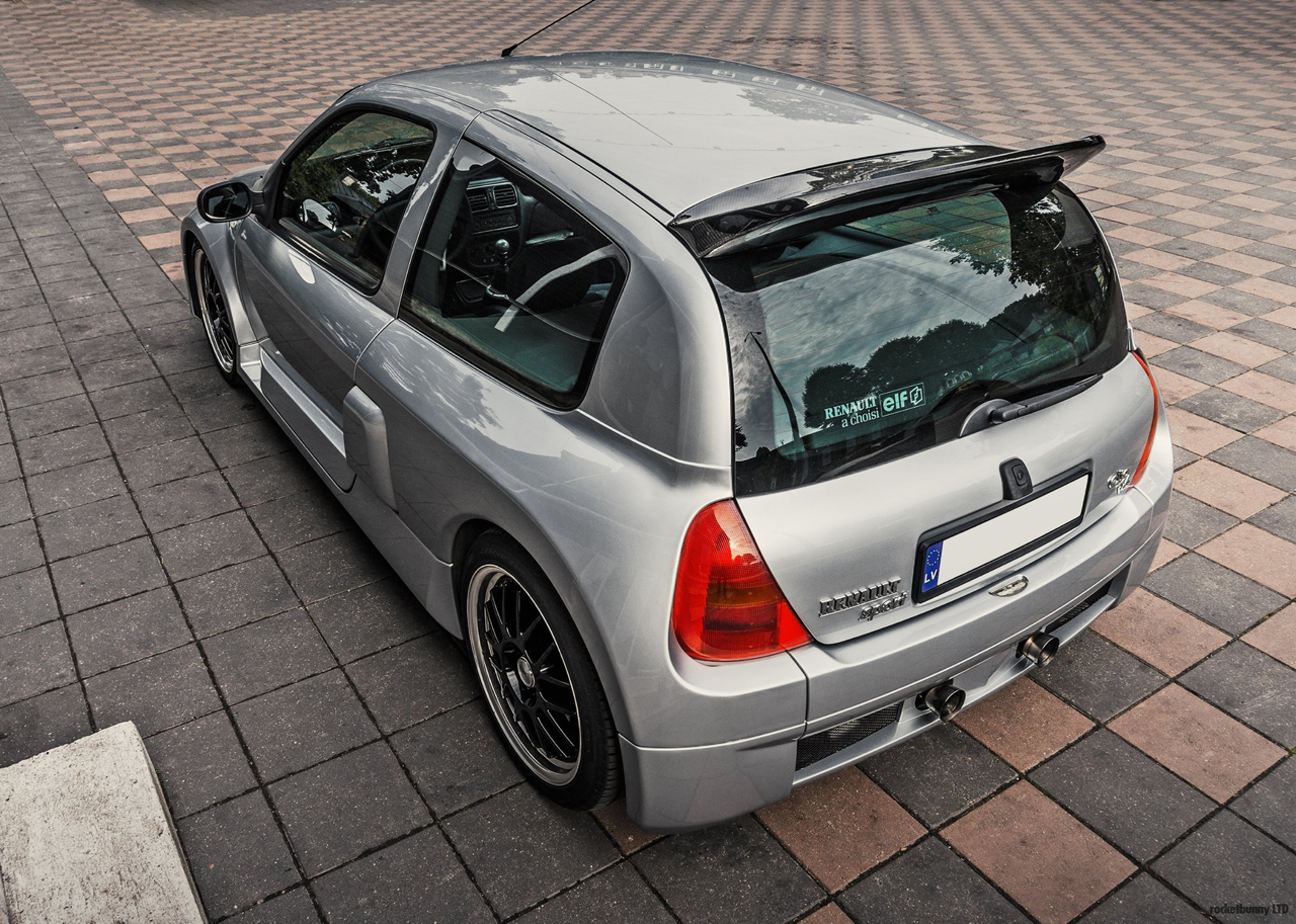 Clio V6... Made in Japan ! 41