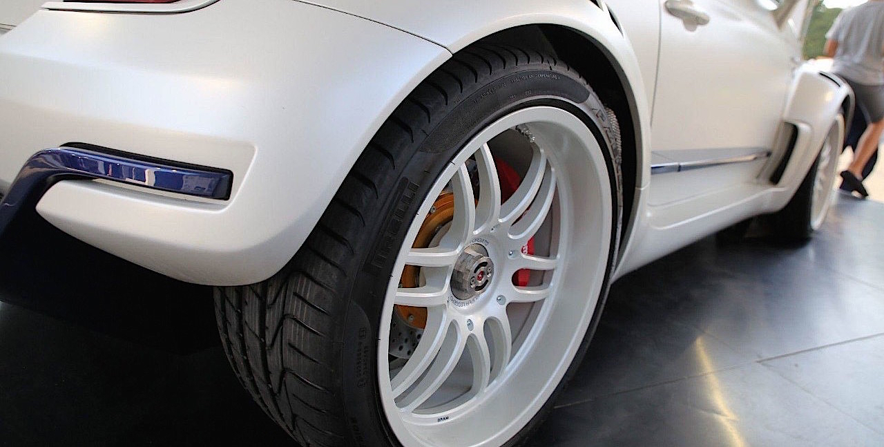 Fiat 500 Giannini 350 GP... Italienne sous amphet' ! 2