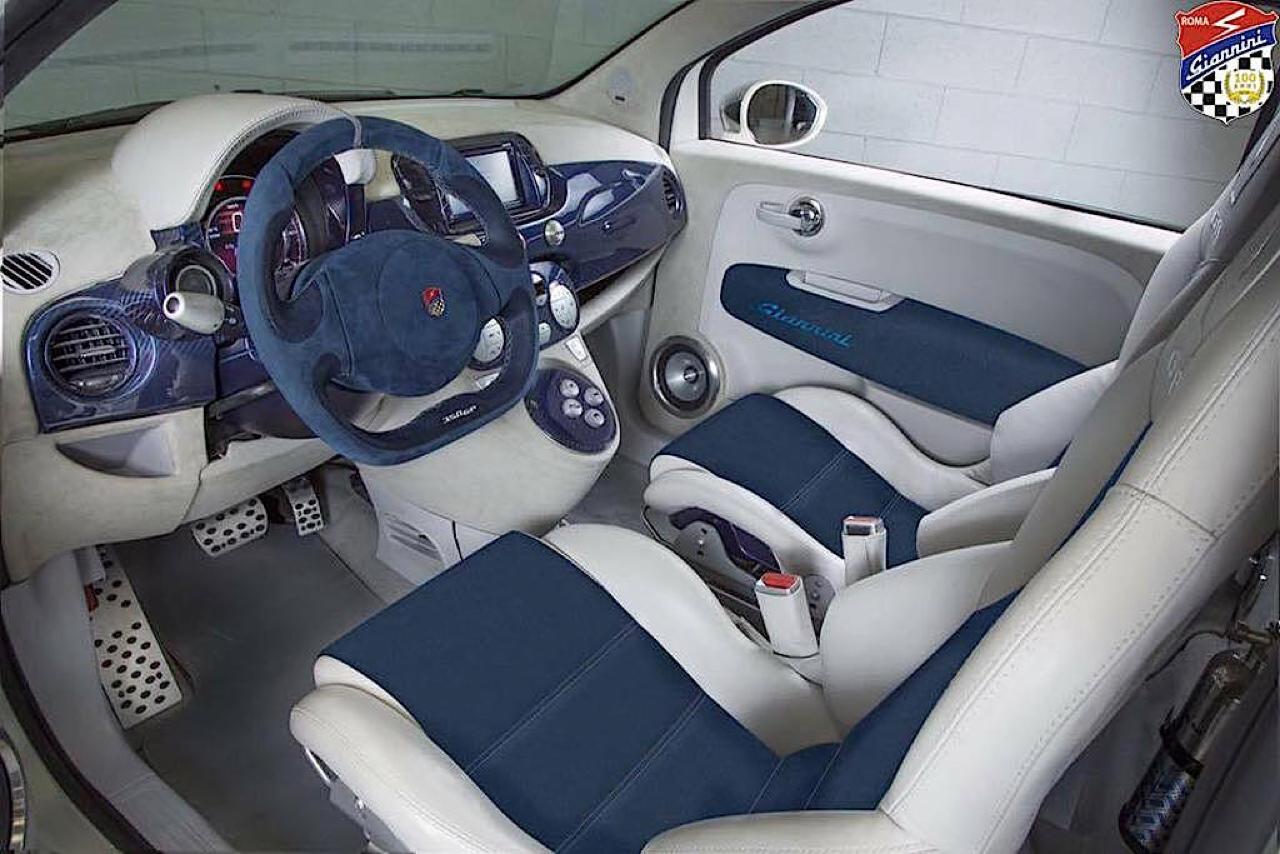 Fiat 500 Giannini 350 GP... Italienne sous amphet' ! 15