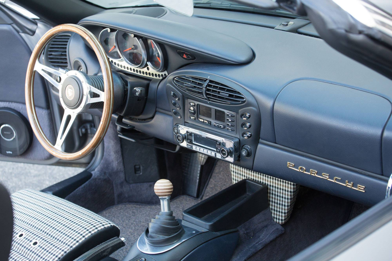Porsche ItalSteelArt... Boxster + 356 = RetroMod ! 20