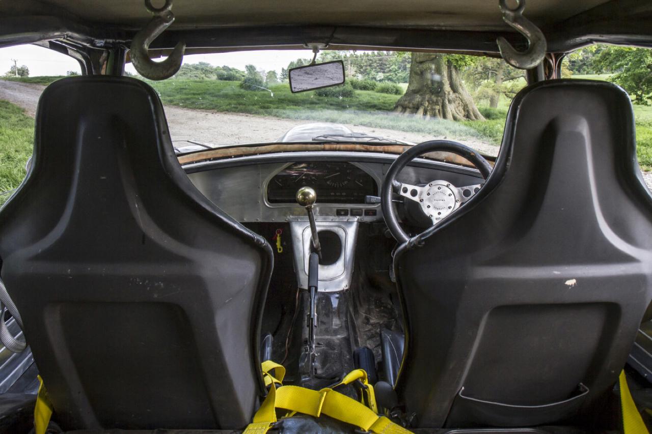Rat Rod Mods en Jaguar Type E... Pour emmerder les puristes ! 34
