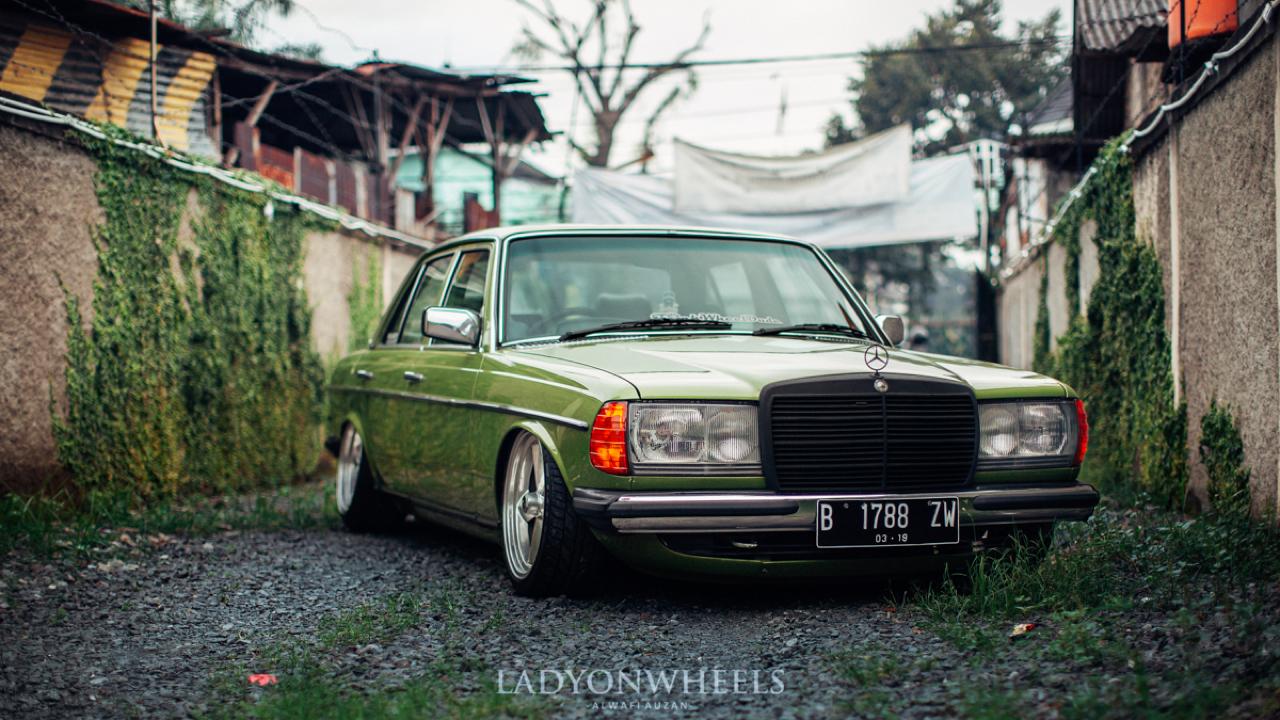 Mercedes 200E W123 : A beautiful legacy ! 20