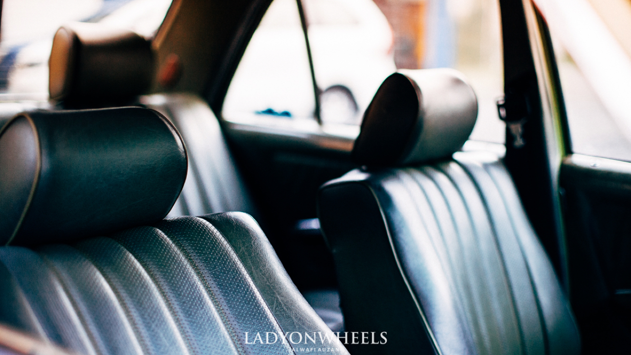 Mercedes 200E W123 : A beautiful legacy ! 26