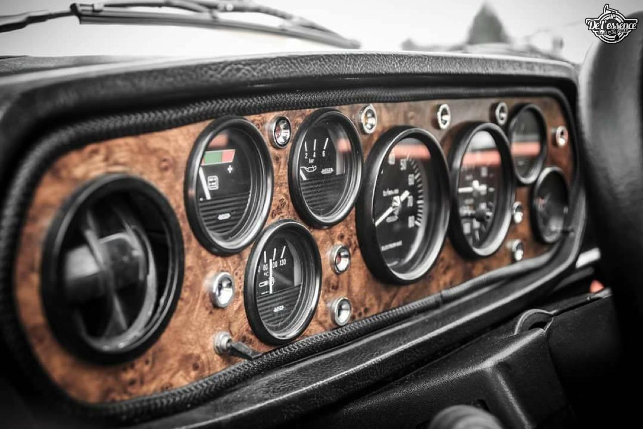 Peugeot 104 ZS sous stéroïdes ! 38