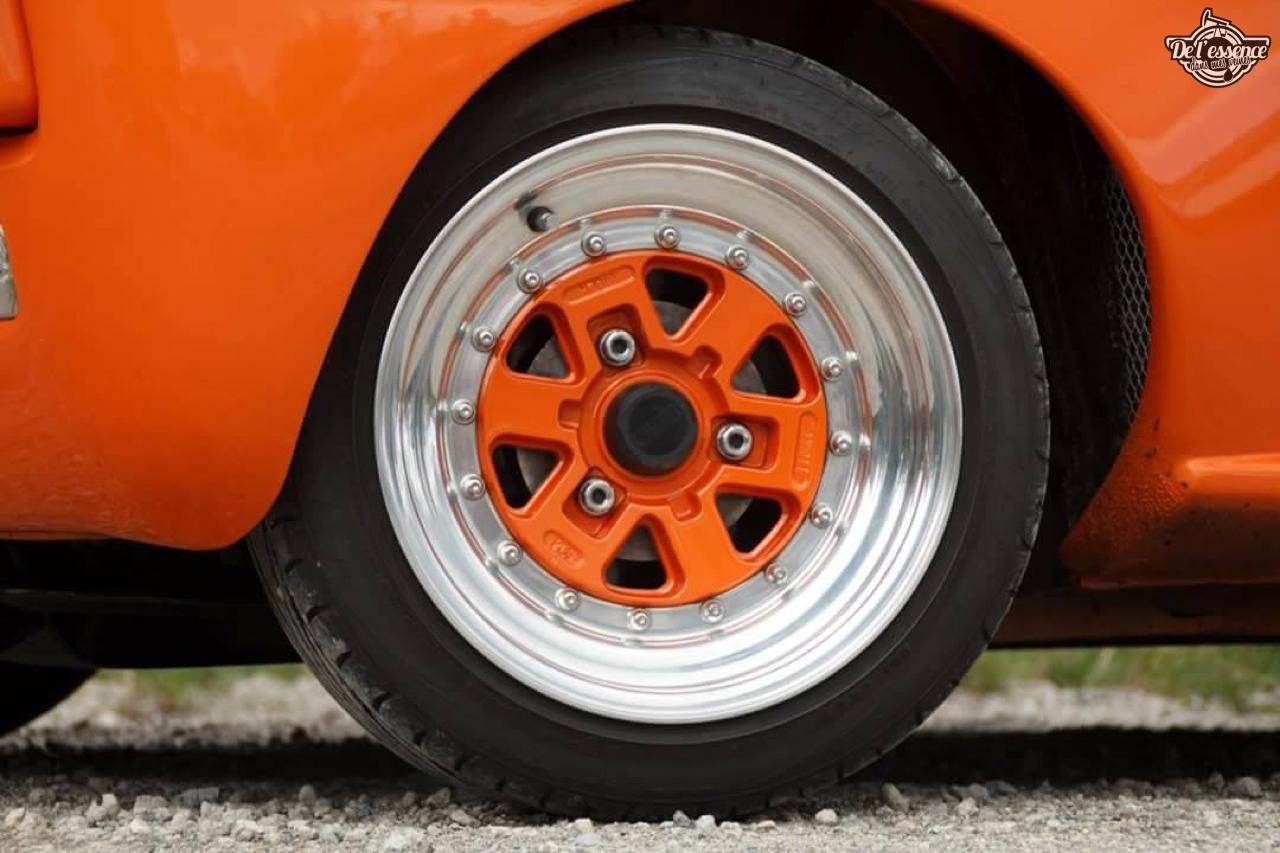 Peugeot 104 ZS sous stéroïdes ! 32