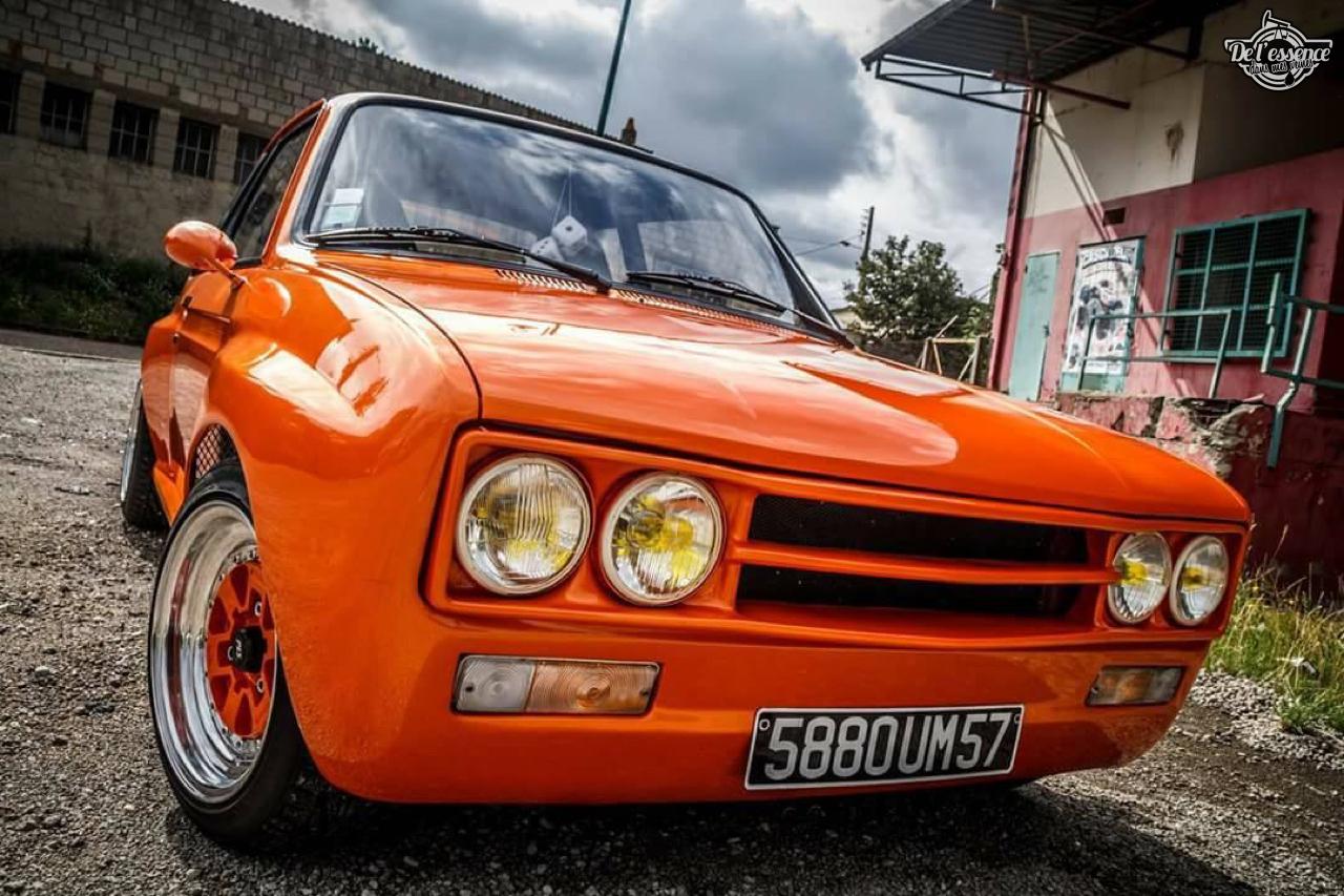 Peugeot 104 ZS sous stéroïdes ! 30