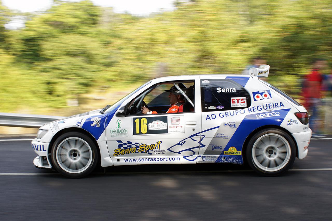 Hillclimb Monster : Peugeot 306 Maxi - Atmosféérique ! 12