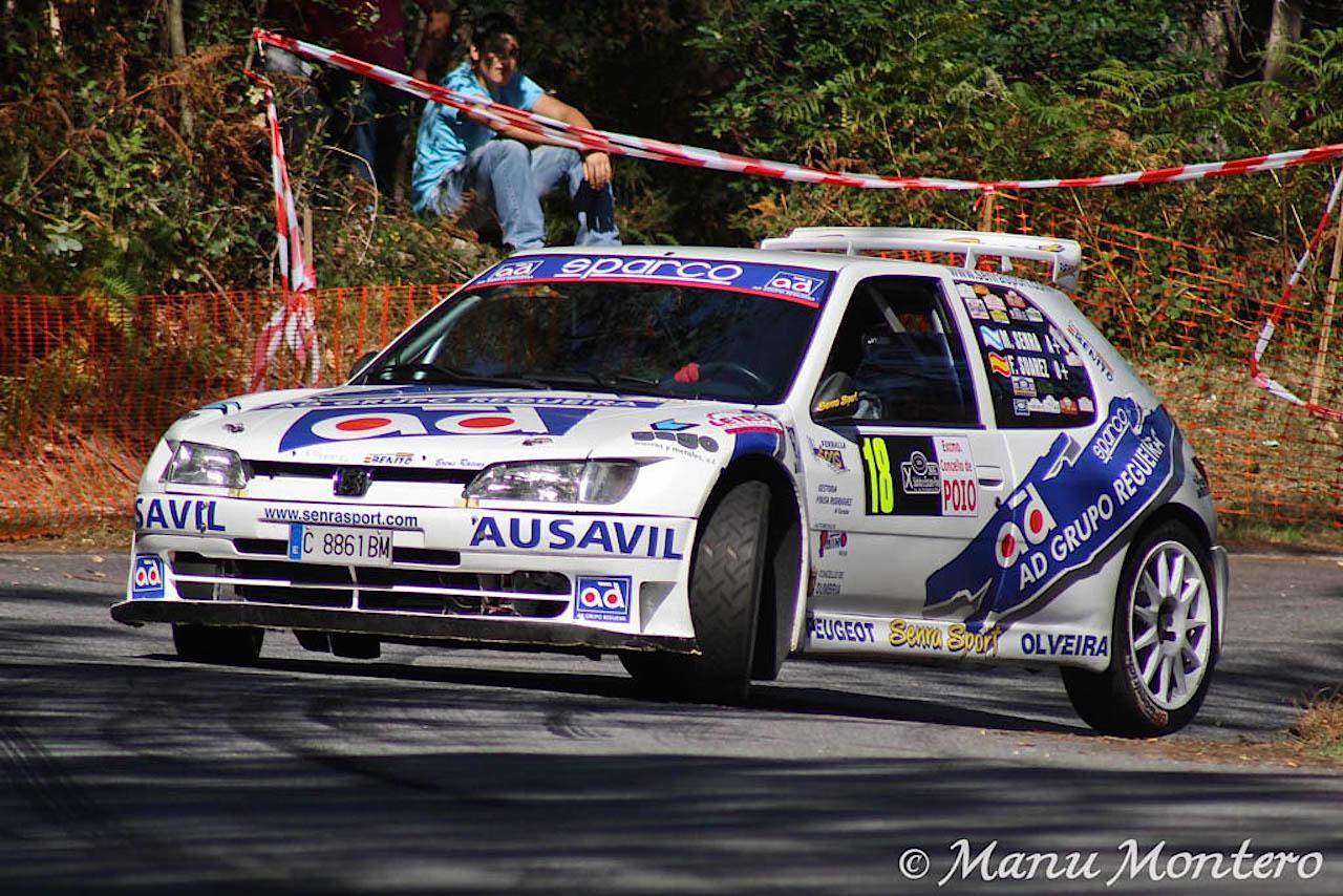 Hillclimb Monster : Peugeot 306 Maxi - Atmosféérique ! 9