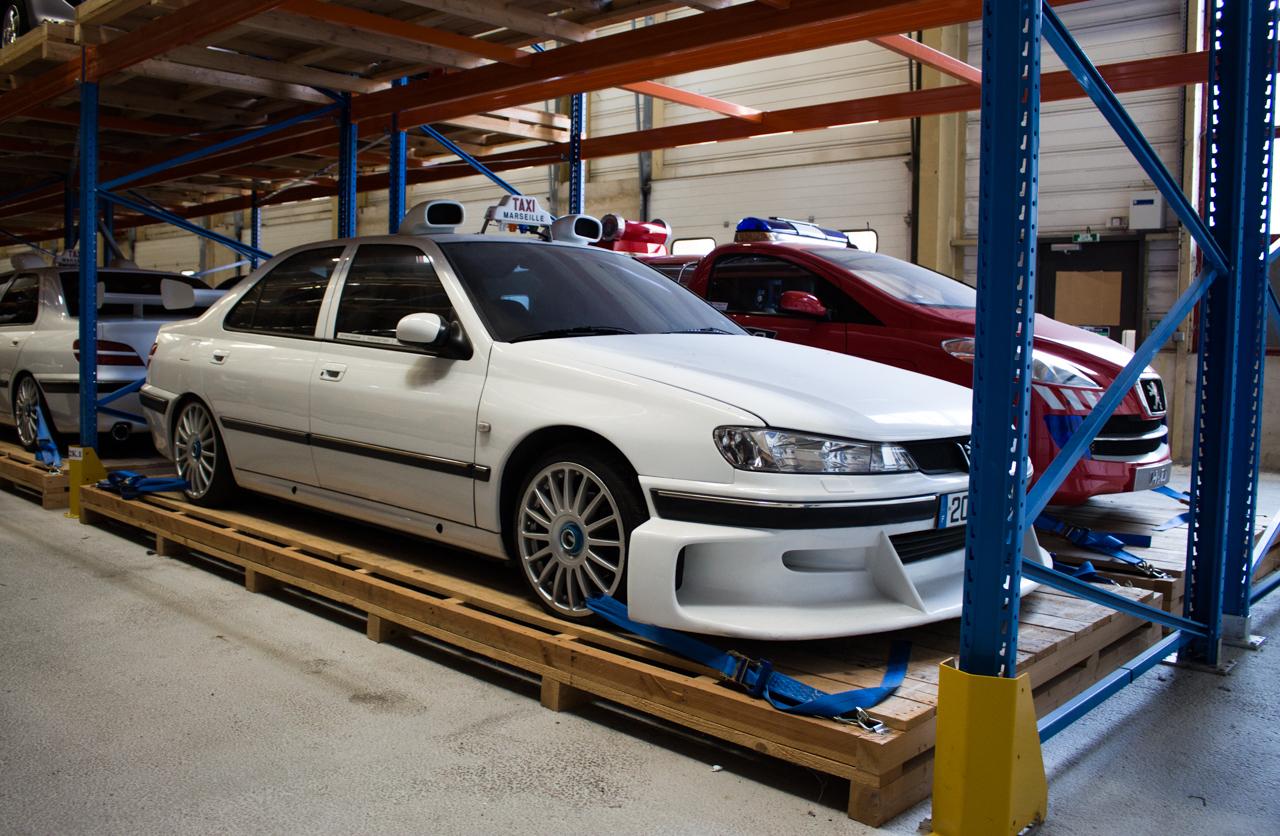 Peugeot 406... Hep Taxi ! 58
