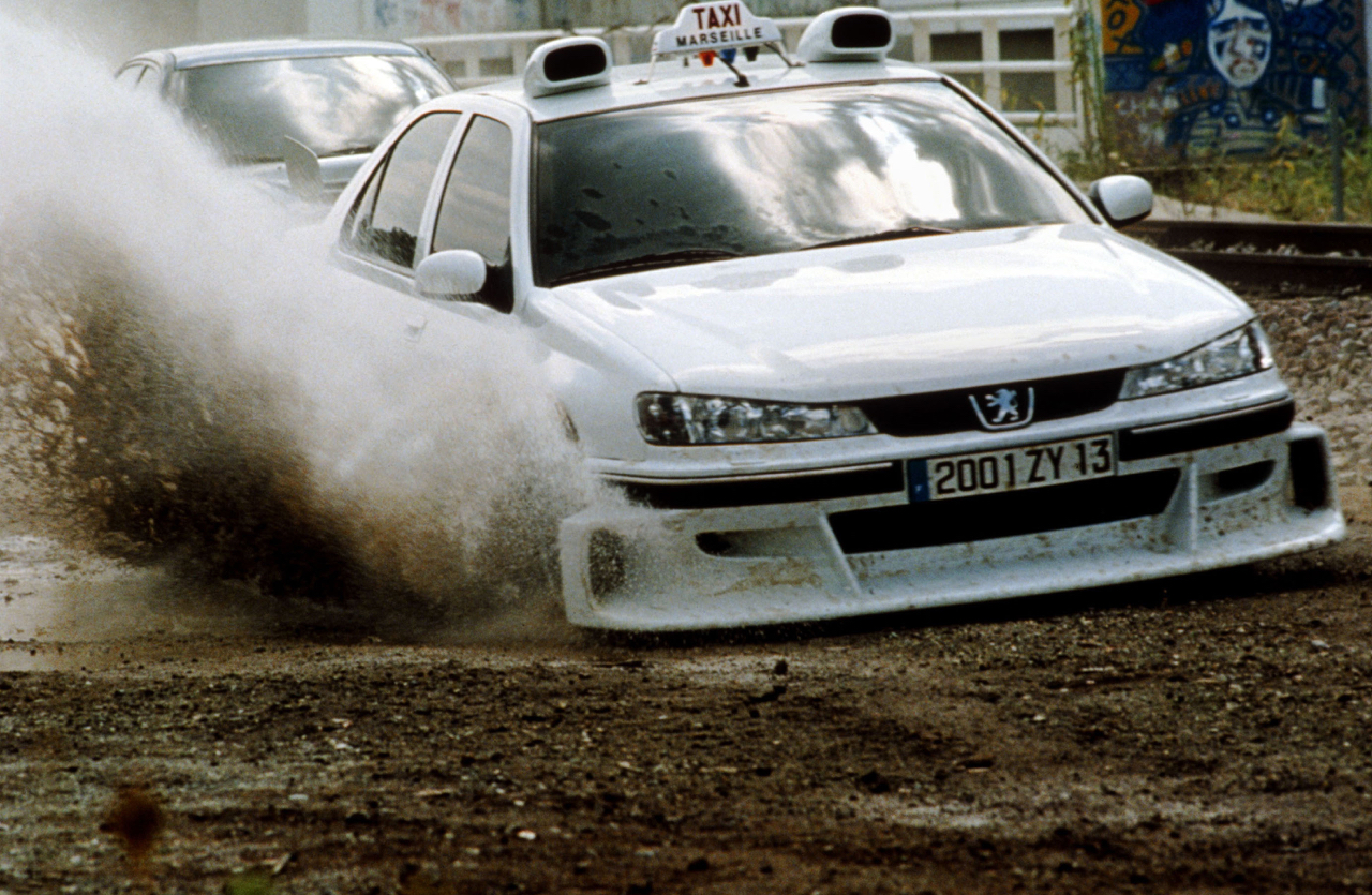 Peugeot 406... Hep Taxi ! 63