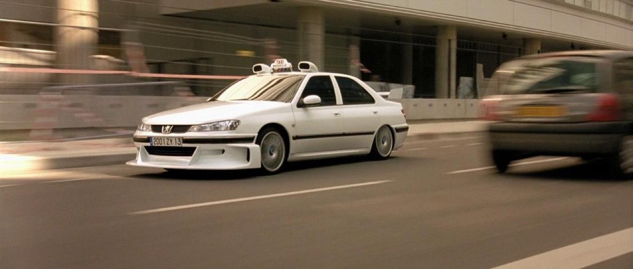 Peugeot 406... Hep Taxi ! 62