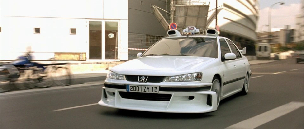 Peugeot 406... Hep Taxi ! 61
