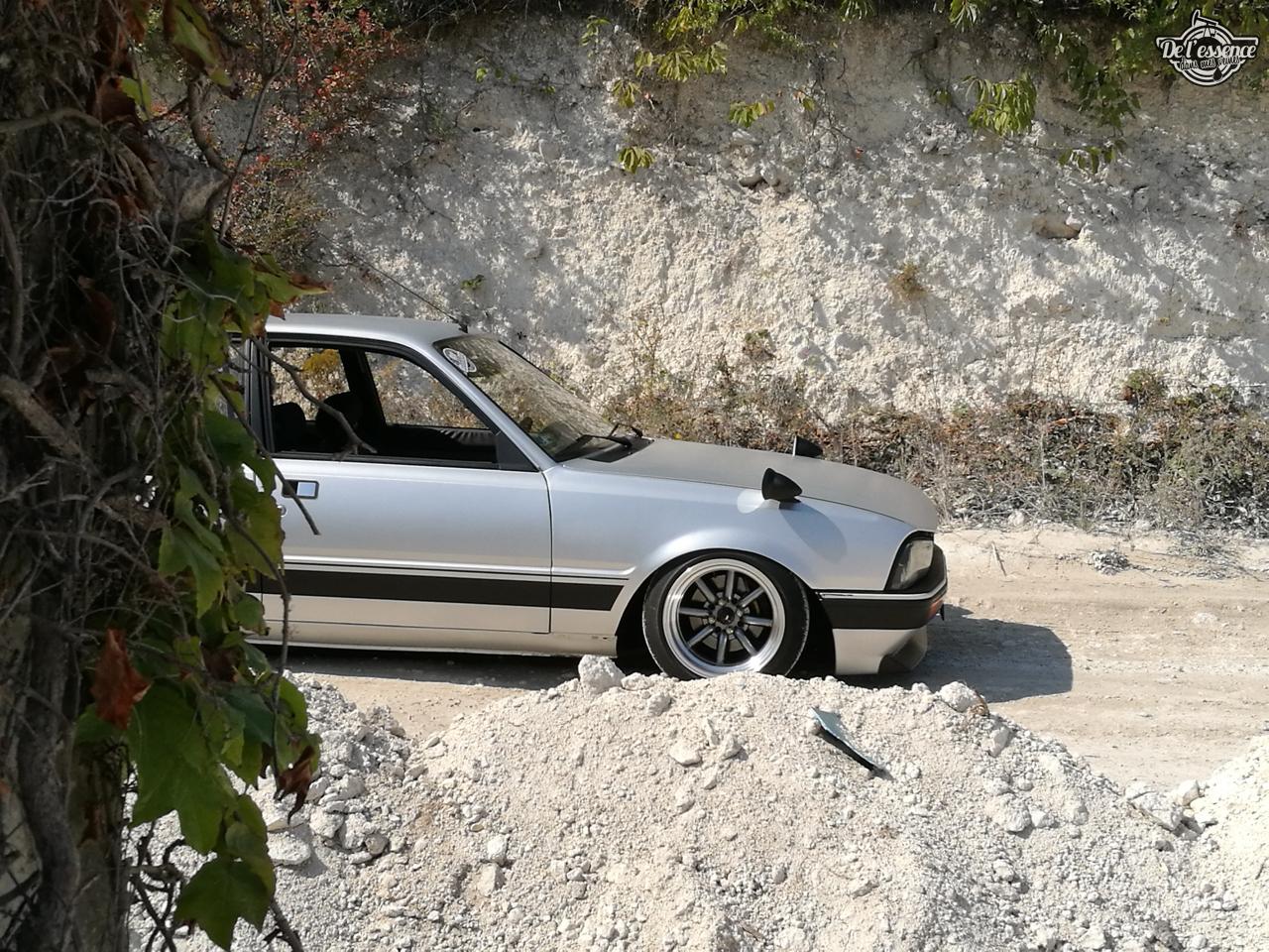 Peugeot 505 Slammed - Pug' Life ! 12