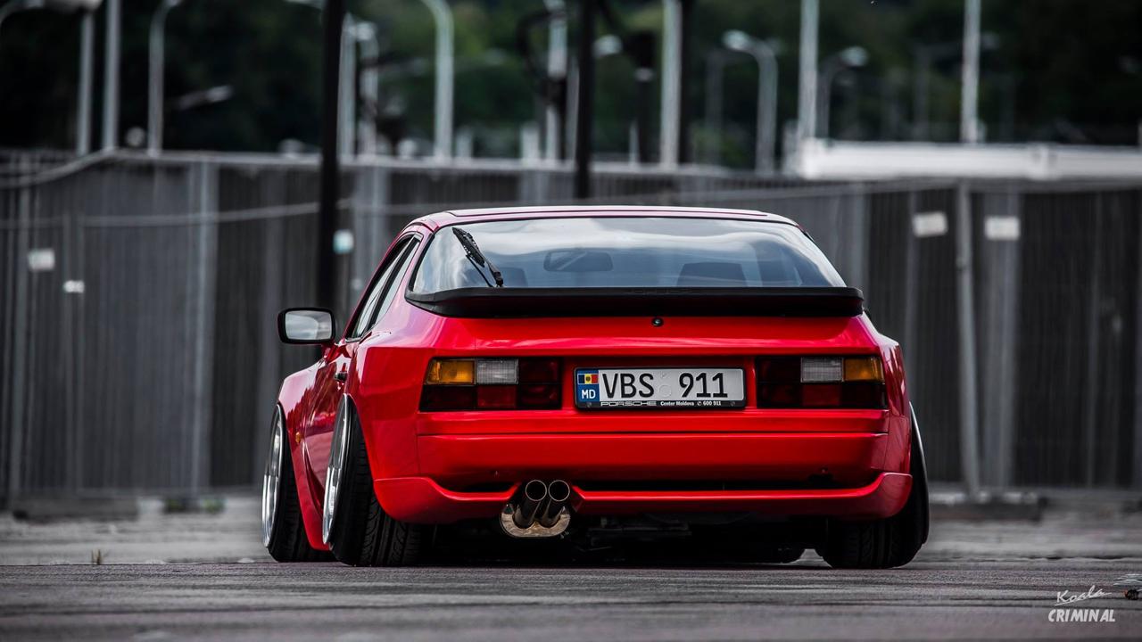 Une Porsche 944 qui laisse des traces ! 17