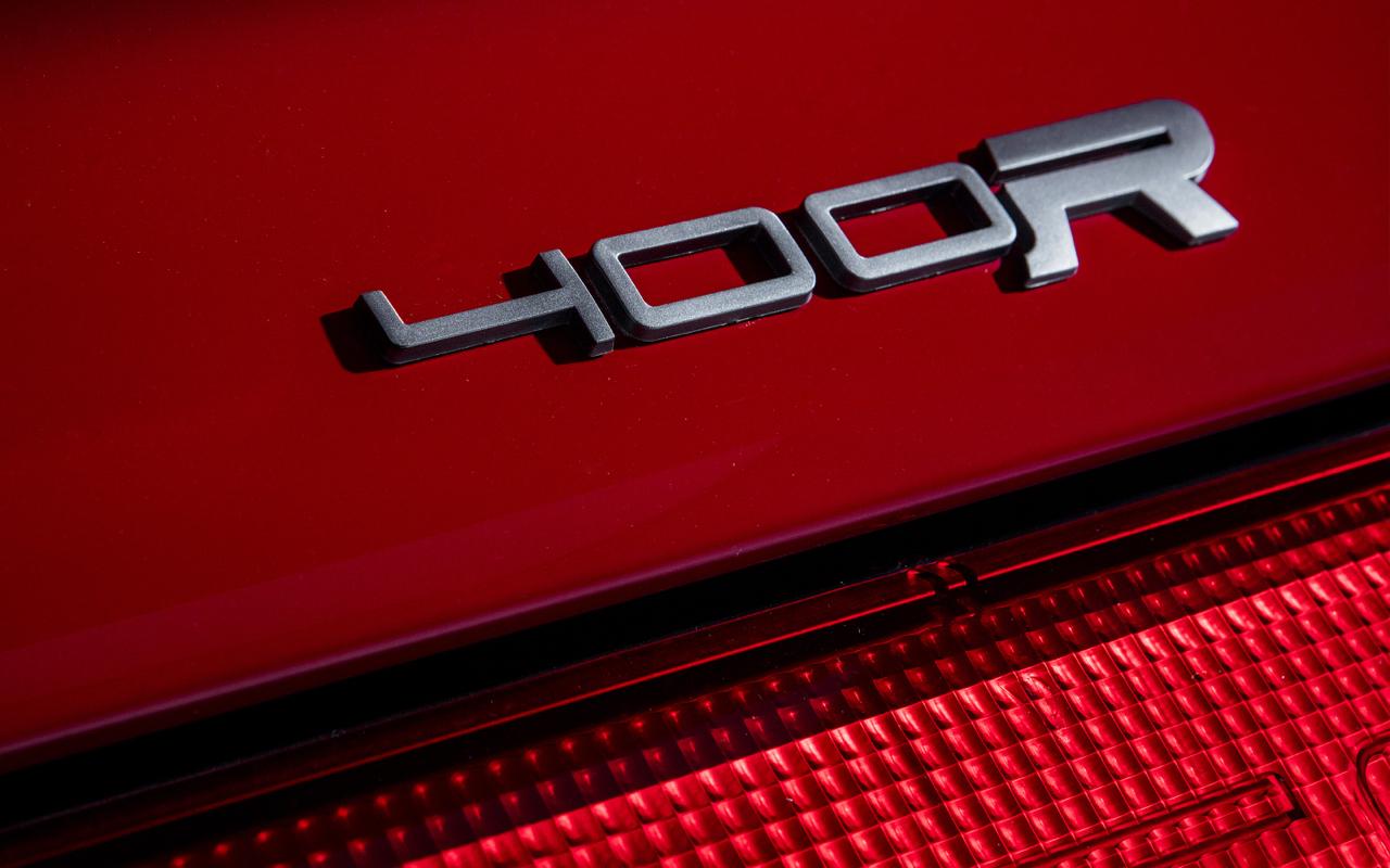 Porsche 993 400R - Werks de rage ! 33