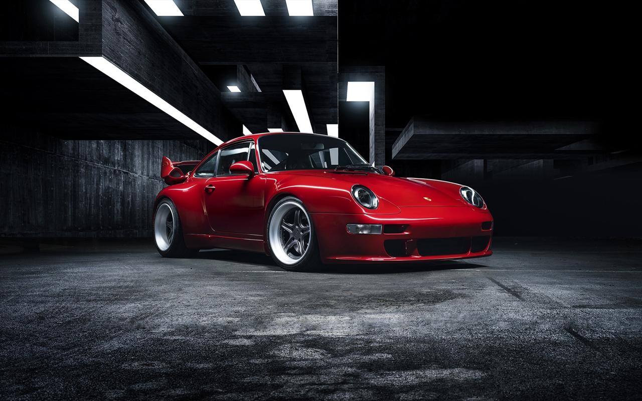 Porsche 993 400R - Werks de rage ! 48