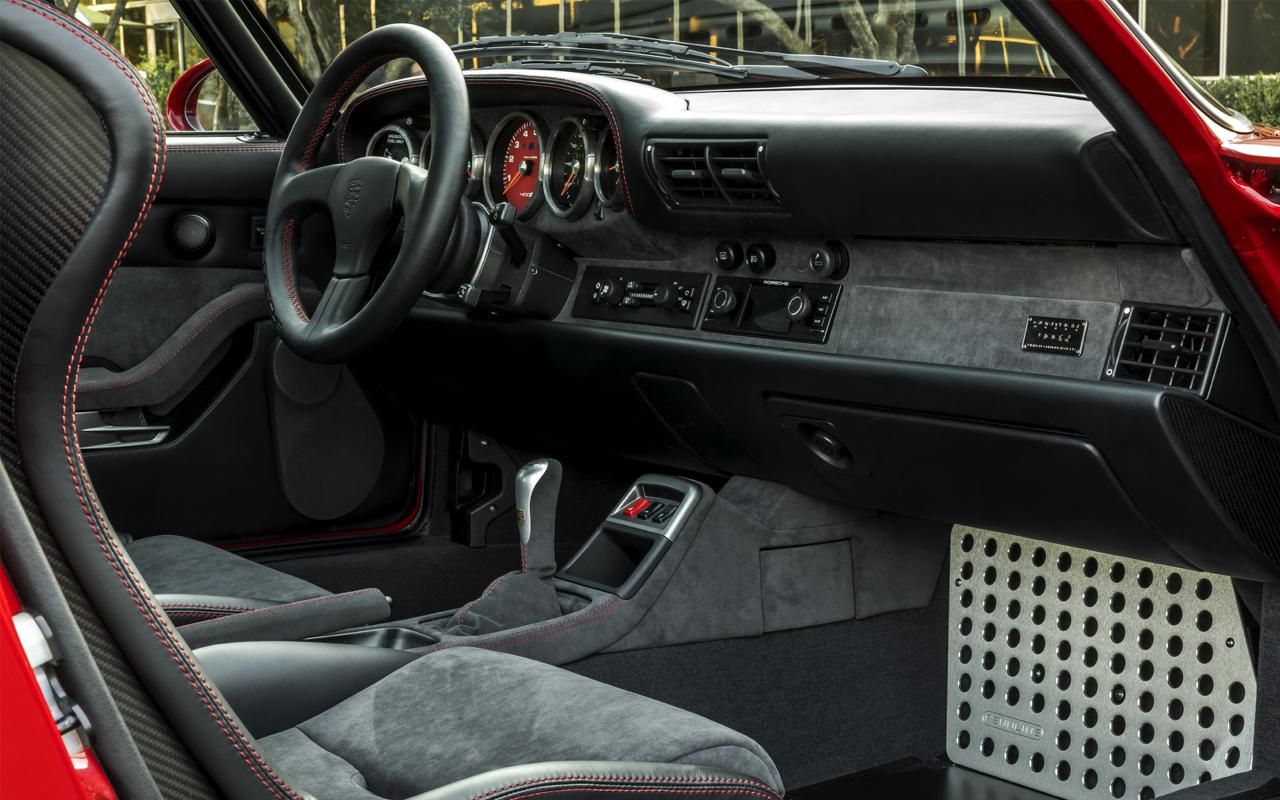 Porsche 993 400R - Werks de rage ! 38