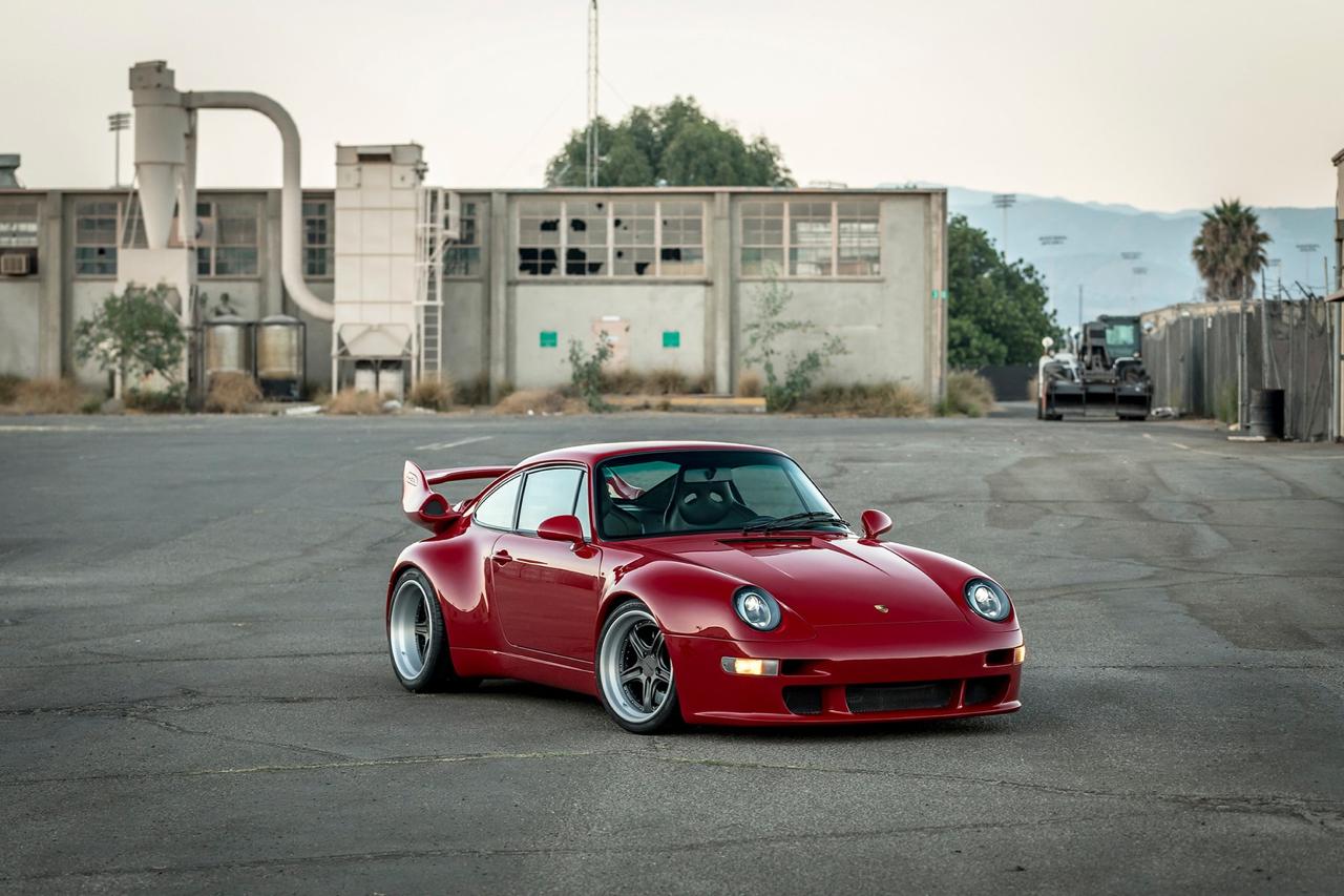 Porsche 993 400R - Werks de rage ! 41