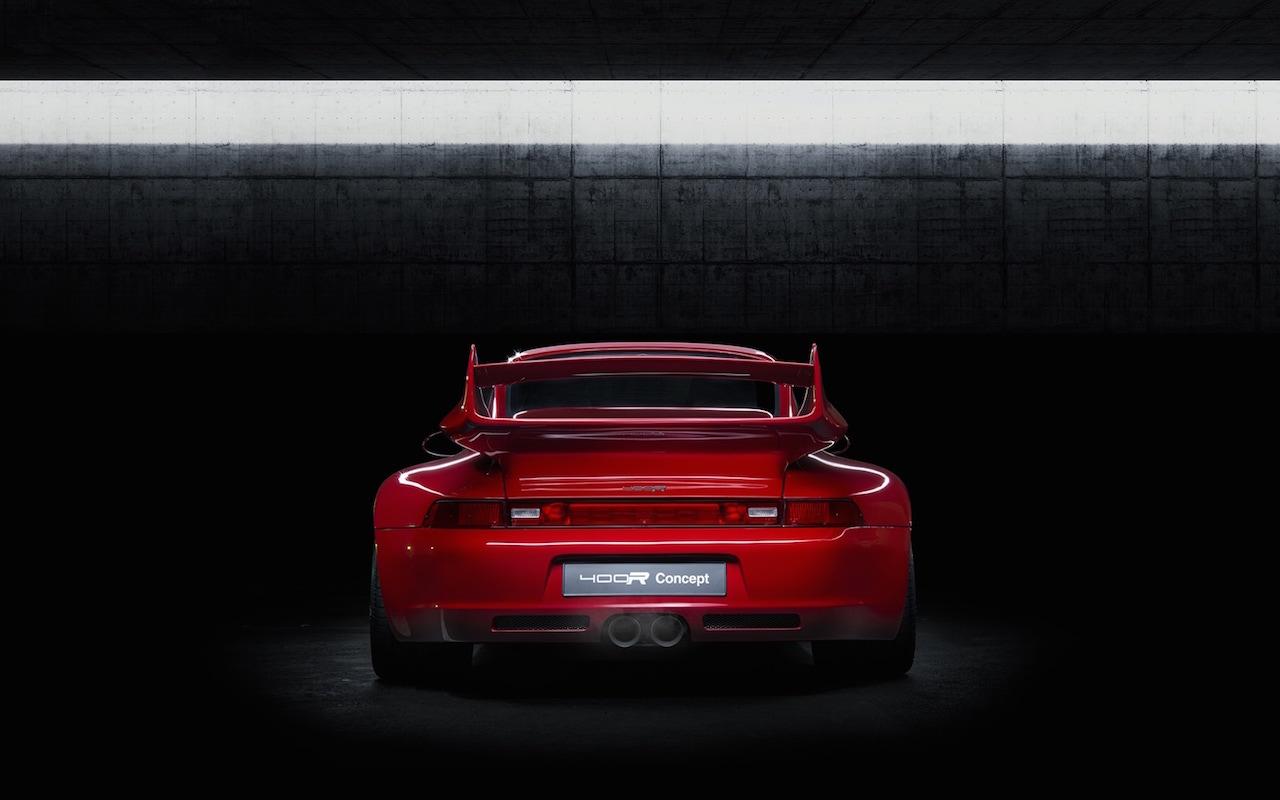 Porsche 993 400R - Werks de rage ! 35