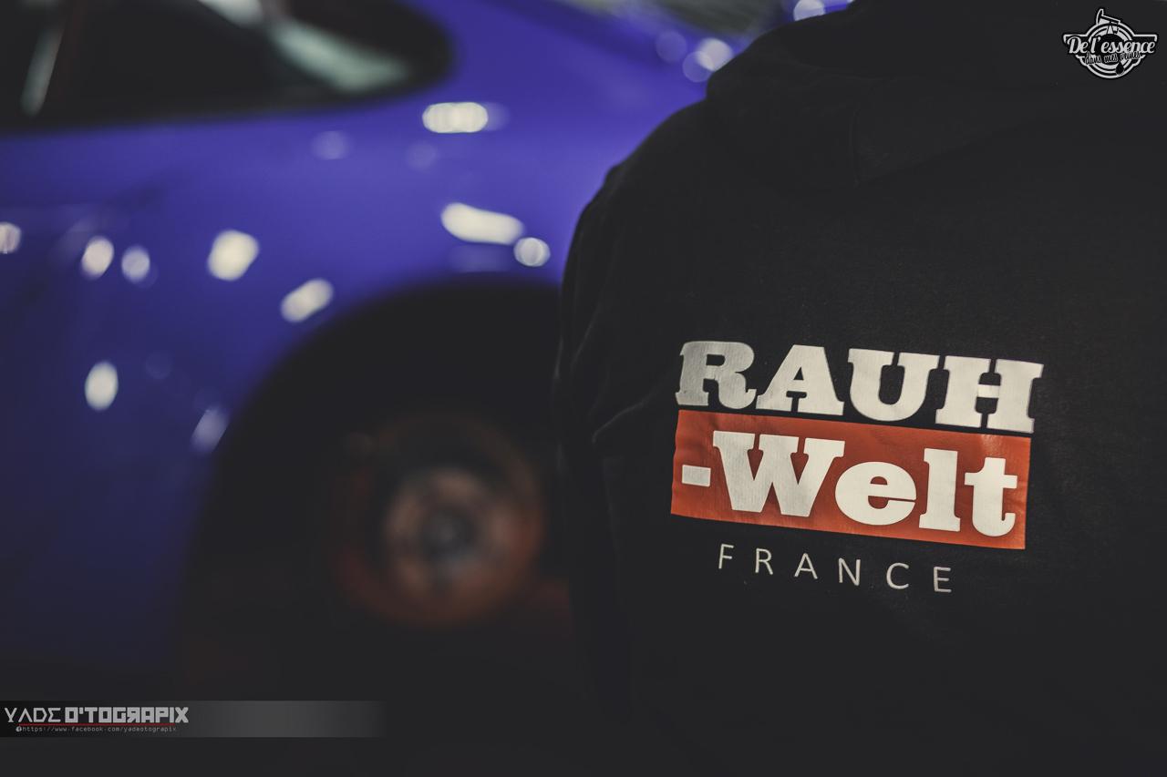 1ère Porsche 964 RWB France... Champagne ! 137