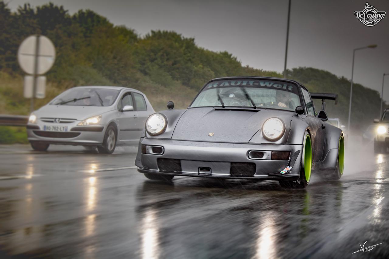 1ère Porsche 964 RWB France... Champagne ! 144
